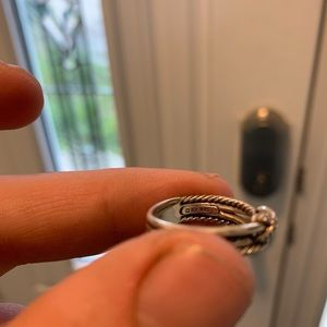 Jewelry - David Yurman ring. Size 8